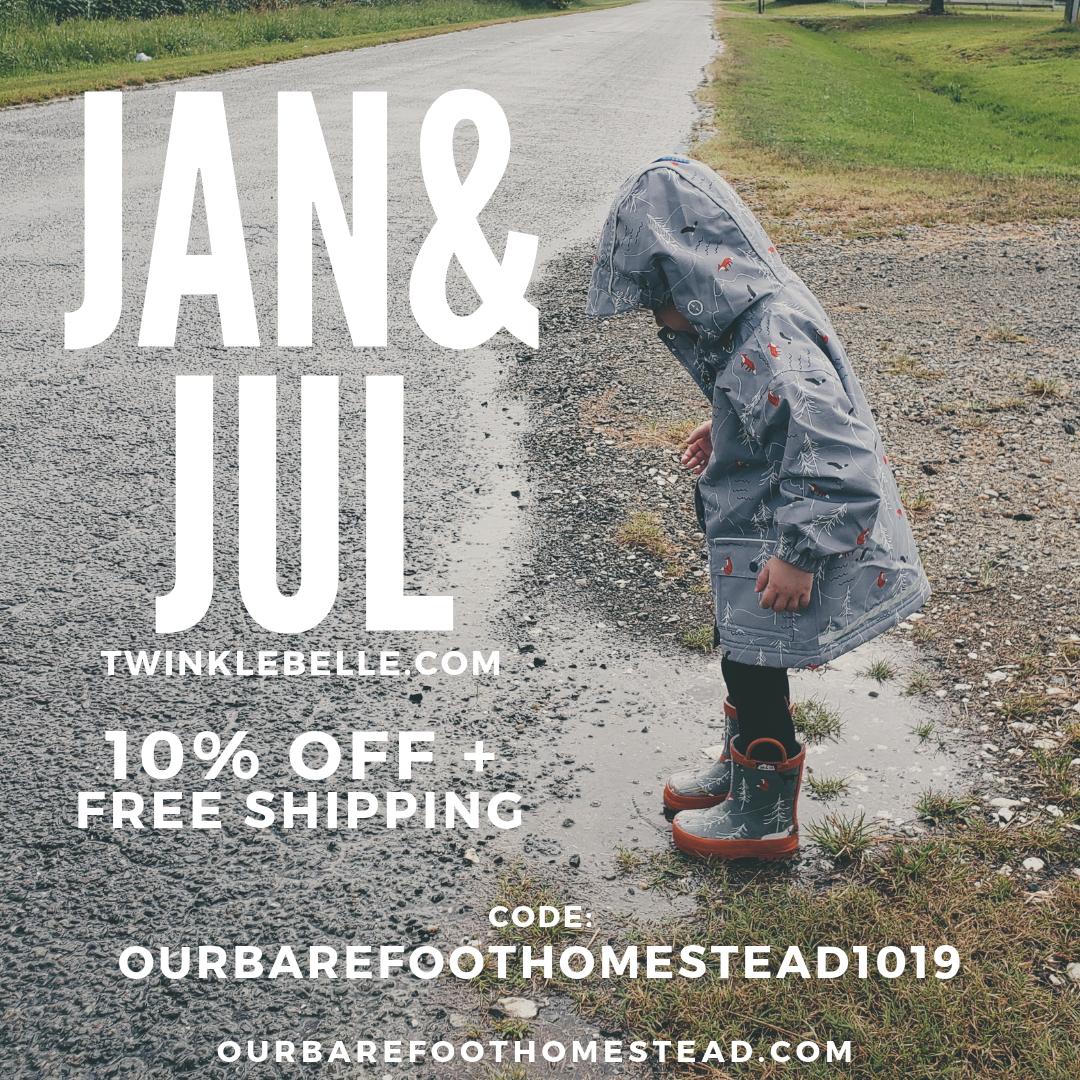 Jan&Jul