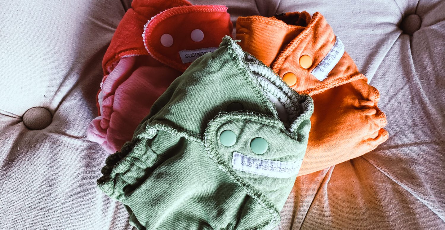 Bringing Up Bebe: Cloth Diapering